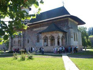 Kloster Moldau