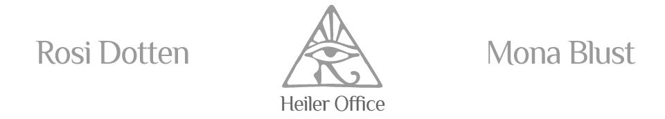 Rosi Dotten Heilerin Logo